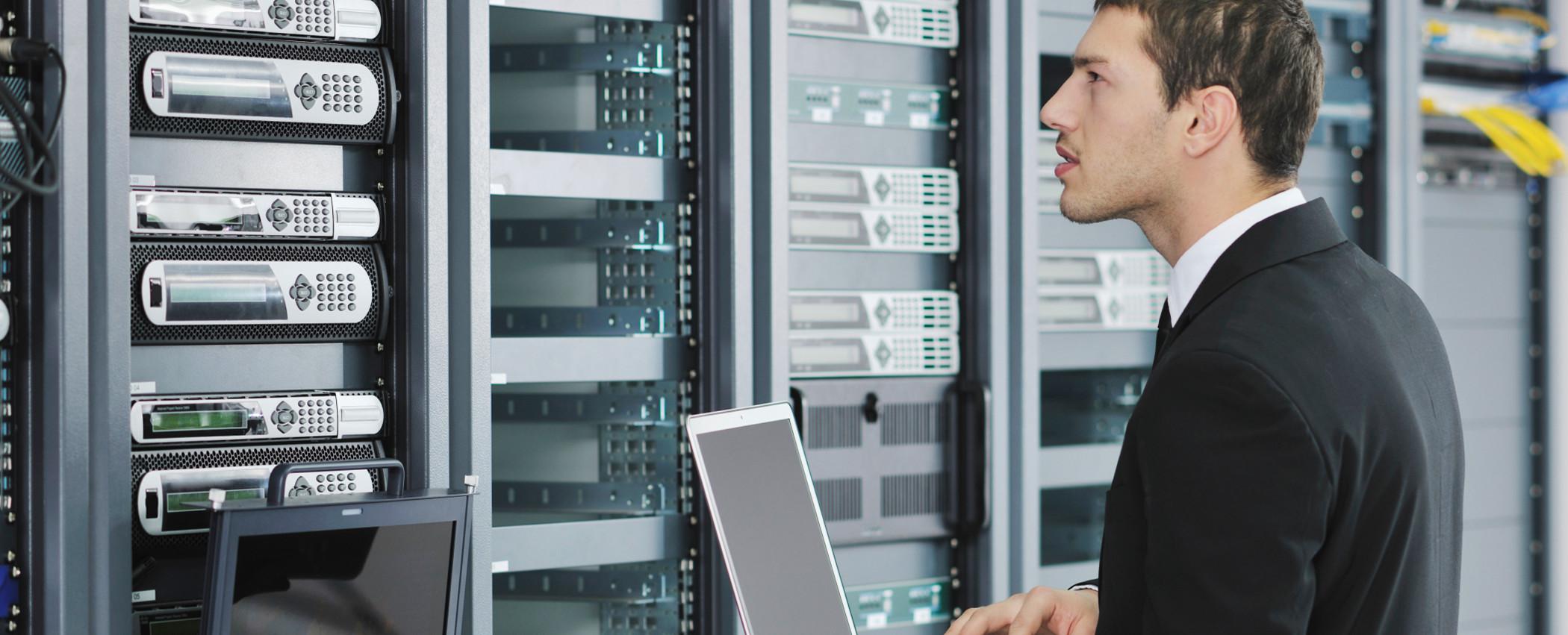 Monitoramento de serviços críticos VNEK Tecnologia
